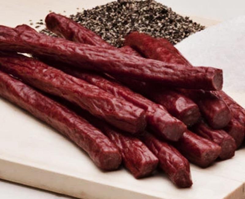 Pepper sticks - Best of the Black Hills Cutting Edge Meats