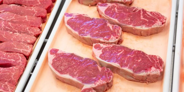 Steaks At Cutting Edge Meats